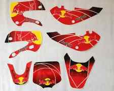 motorcycle motocross graphics decals stickers kawasaki pit bike klx KLX110 KX65