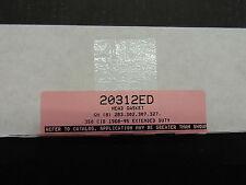 Detroit Extended Duty Head Gasket 20312ED For GM/Holden 283 307 327 350 CID V8