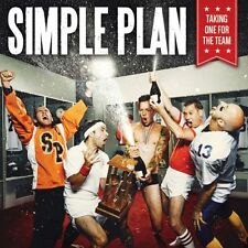 Taking One For The Team - Simple Plan - CD New Sealed