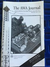 Antique Wireless Association Journal July 2006 VTG Radio Tube Schematics Rollins