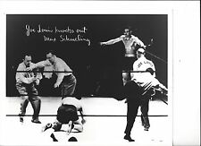 JOE LOUIS KNOCKS OUT MAX SCHMELING 8X10 PHOTO BOXING PICTURE