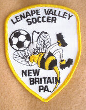 Lenape Valley New Britain PA Soccer Team Patch