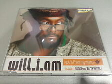 WILL.I.AM - I Got It From My Mama (2 Track Maxi-CD) incl. Remix ft. BUSTA RHYMES