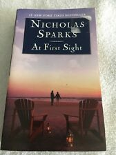 At First Sight by Nicholas Sparks (BB) *PB*
