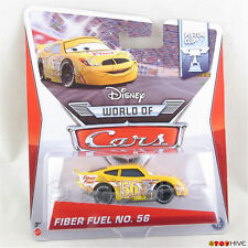 Disney Pixar World of Cars 2014 Fiber Fuel No. 56 Piston Cup Collection