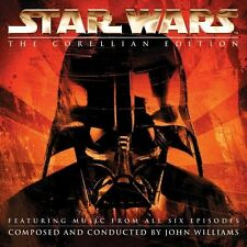 STAR WARS : THE CORELLIAN EDITION - WILLIAMS JOHN (CD)
