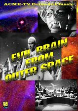 Starman - Evil Brain From Outer Space DVD-R Region 0