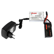 Quick Balance Charger + 2500mAh Battery For Parrot AR.Drone 2.0 Quadricopter