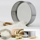 Stainless Steel Mesh Flour Sifting Sifter Strainer Cake Baking Kitchen tool