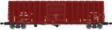 N Atlas ACF 50' Precision Design Rib-Side Boxcar Grand Trunk Western  50001290
