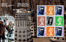 2013 MACHIN PANE from DOCTOR WHO PSB DY6 - Mint  SG U3012a