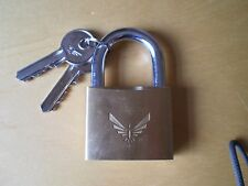 50mm Heavy Brass Padlock