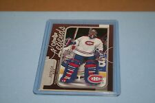 Patrick Roy 2008-09 O-Pee-Chee # 590 Legends