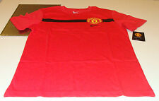 Manchester United 2014-15 Core Tee T Shirt Soccer Red XXL Soccer English