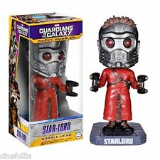 Bobble-head Star-Lord Guardians of the Galaxy wacky wobbler 16 cm Marvel Funko