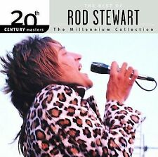 New: ROD STEWART - 20th Century Masters - The Best of Rod Stewart CD [W]