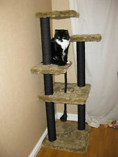 PLANS TO BUILD Your Very Own Cat Tree, Scratching Post, & MORE! Not Actual Item