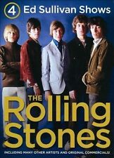 4 Ed Sullivan Shows Starring the Rolling Stones [DVD] by The Rolling Stones...