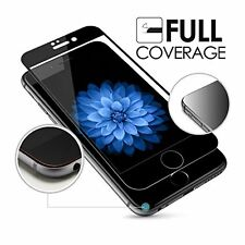 Nouvelle courbe FULL COVER 3D noir protection d'écran verre trempé pour iPhone 7