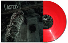 WASTED - Final Convulsion (NEW*LIM.200*RED VINYL*80's HEAVY METAL*M.FATE*EVIL)