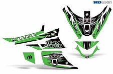 Decal Graphic Kit Arctic Cat F-Series Z1 Turbo Sled Snowmobile Accessory Wrap G