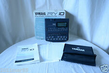 YAMAHA RY10 RHYTHM PROGRAMMER Drum Machine w/ box