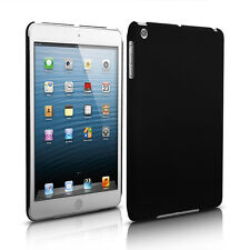 iPad Mini 1/2/3 Cases Black or Clear Rubberized SnapOn Cover