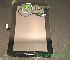 "SAMSUNG GALAXY TAB 2 7 "" DIGITIZER FRONT TOUCH SCREEN FOR GT-P3110 P3110 BLACK"