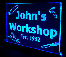 Unique Personalised Gift - Bespoke Neon Style Sign, great product !