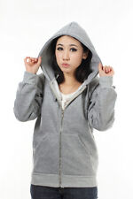 Korean Fashion Women Casual Wings Cute Hoodie Outerwear Jacket Sweat Coat