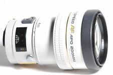 Minolta High Speed AF APO Tele 200mm f/2.8 Lens For Maxxum / Sony Alpha *AS-IS*