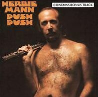 Push Push - Mann, Herbie - CD New Sealed