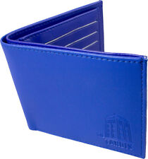 *NEW* Dr Doctor Who Blue Embossed TARDIS Wallet - Ikon Official BBC Merchandise