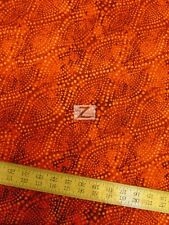 """DIAGONALS DOTS RED BY SOUTH SEA IMPORTS 100% COTTON FABRIC 108"""" WIDTH FH-851"""