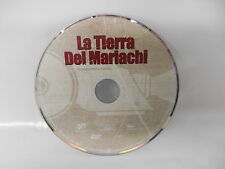 Tierra Del Mariachi DVD Long Distance Love Story Mexican Film   NO CASE