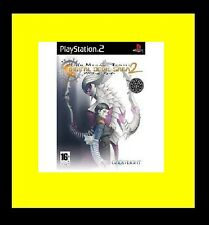 Shin Megami Tensei: Digital Devil Saga 2 Sony Playstation 2 PS2 PAL BRAND NEW