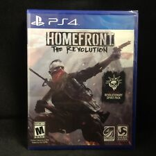 Homefront : The Revolution with Revolutionary Spirit Pack (PS4) BRAND NEW