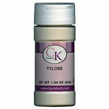**CK PRODUCTS**   Tylose - 55g - Add To Fondant To Create Easy To Use Gumpaste!