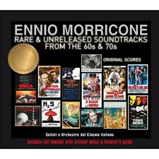 Ennio Morricone Rare & Unreleased - 2 x CD Slipcase - Ennio Morricone