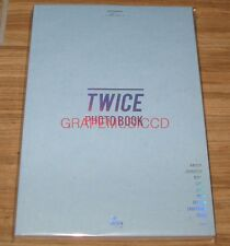 TWICE 2016 JYP NATION CONCERT OFFICIAL GOODS MINI PHOTO BOOK PHOTOBOOK NEW