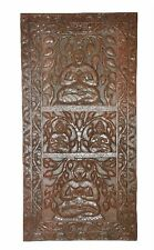 Beautiful er hand carved Decoration Panel Door leaf from India