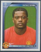 PANINI UEFA CHAMPIONS LEAGUE 2008-09- #013-MANCHESTER UNITED/FRANCE-PATRICE EVRA