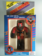 ROBOT SPACE  WARRIOR DIE CAST VINTAGE NO POPY NEW!!!