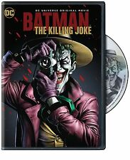 Batman: The Killing Joke DVD NEW 2016 Action, Adventure  SHIPPING NOW !