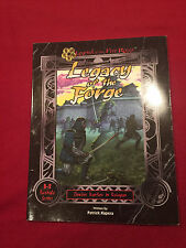 LFR Legend of the Five Rings Legacy of the Forge B-2 Book Bushido Series #4006