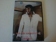 ELVIS , THE COLONEL &  ME BY ED BONJA   OOP  2001 DVD