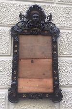 Specchio in ferro battuto Art Nouveau Antique Mirror Art Nouveau  wrought iron