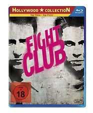 Fight Club [Blu-ray] Brad Pitt, Edward Norton, Helena Bonham Carter* NEU & OVP *