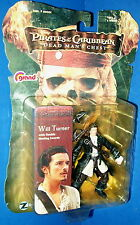 WILL TURNER pirates caribbean figure DEAD MAN'S CHEST new factory sealed GARAND