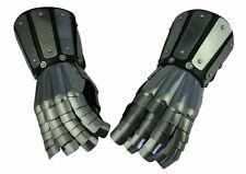 Platten Ritter Handschuhe Handschutz Larp Rüstung Helm Reenactment sca  R21F